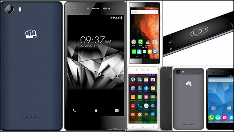 10 Micromax Smartphones, Micromax Canvas 5 E481, M' in news | Scoop it