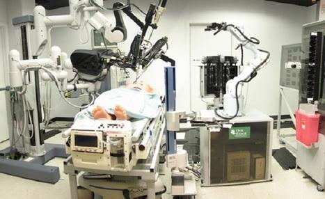 Google va se diversifier dans les robots chirurgicaux | Médicaments et E-santé | Scoop.it