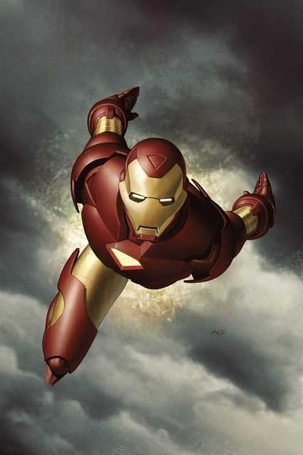 Enfin une réédition pour Iron Man Extremis ! - Comics Place | Comics France | Scoop.it