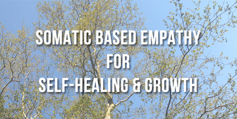 Somatic Based Empathy for Self-Healing and Growth (Hamburg, Germany)  | Teaching Empathy | Scoop.it