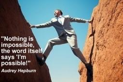 Leadership mantra : Possible vsImpossible. | PEOPLE BUILDING | Scoop.it