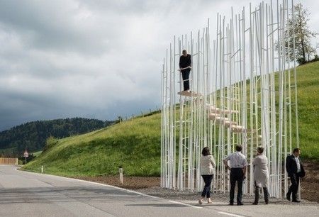 BUS:STOP Unveils 7 Unusual Bus Shelters by World Class Architects | PROYECTO ESPACIOS | Scoop.it