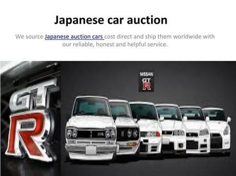 Car Auction Online >> Japanese Car Auction Japanese Used Cars Aucti