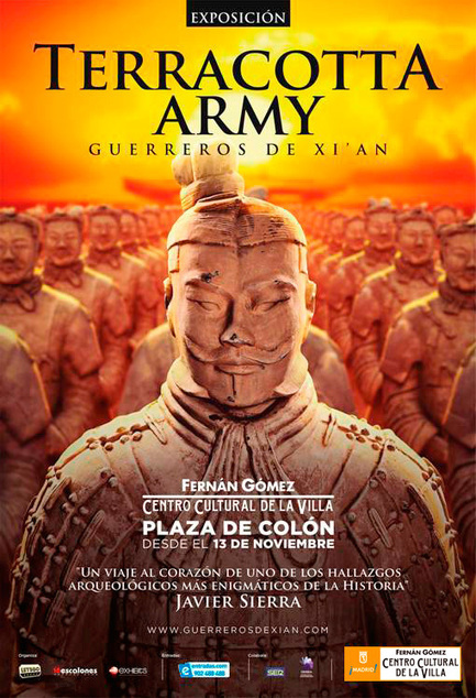 Terracotta Army: Add Xian Warriors to your Madrid tour | Madrid Trending Topics and Issues | Scoop.it