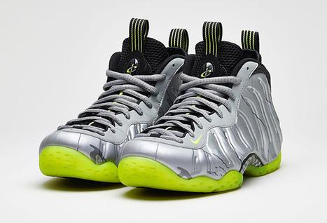 e19f3efdd7bf92 Nike Air Foamposite One Metallic Silver Volt – Release Date
