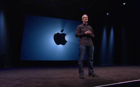 Watch the Entire iPhone 5 Keynote | Social Butterfly | Scoop.it