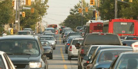 Vivre près des axes routiers accroît le risque de démence | Toxique, soyons vigilant ! | Scoop.it