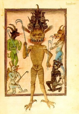 The Epistemological Function of Monsters in the Middle Ages | Fairy tales, Folklore, and Myths | Scoop.it
