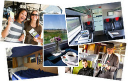 Train Reservations on European Trains | Eurail.com | Dempsey's Distinguished Destinations | Scoop.it