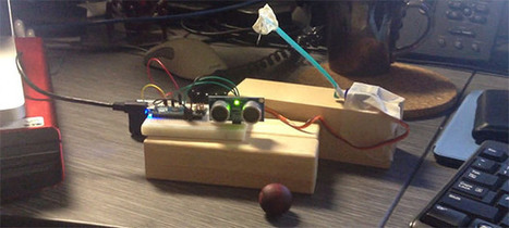 A charming Arduino king cobra game - Hack a Day   AVR & Arduino   Scoop.it