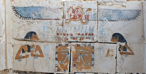 Archaeologists unearth the tomb of a previously unknown Egyptian pharaoh - Washington Post | Ancient Health & Medicine | Scoop.it
