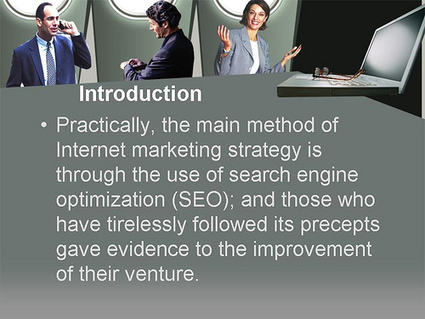 Internet Marketing Is Good For Your Business. Learn Why. - Adwords Company | Search Engine Optimization-SEO | Scoop.it