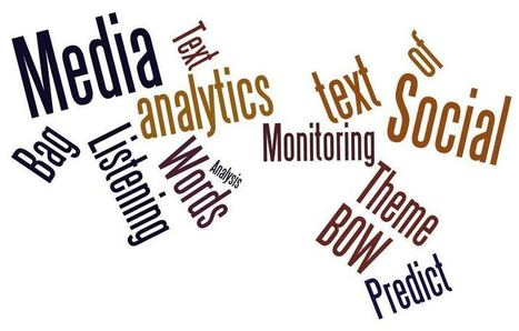 Role of Text Analytics In Social Media | The 21st Century | Scoop.it