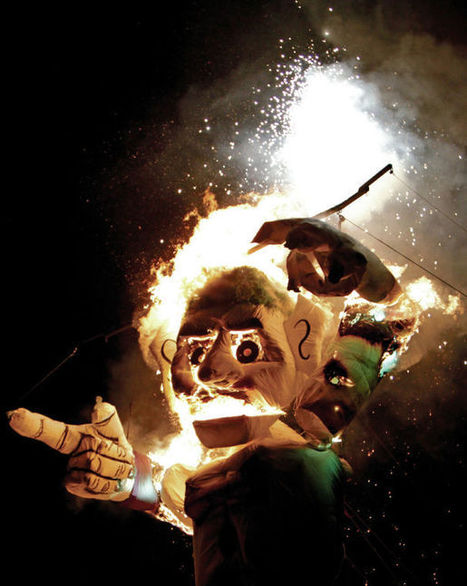 Zozobra social media campaign aims to save Friday burning - Santa Fe New Mexican.com | Social Media Article Sharing | Scoop.it