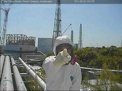 Des nouvelles de l'homme apparu devant la Tepcam | Fukushima Diary | Japon : séisme, tsunami & conséquences | Scoop.it