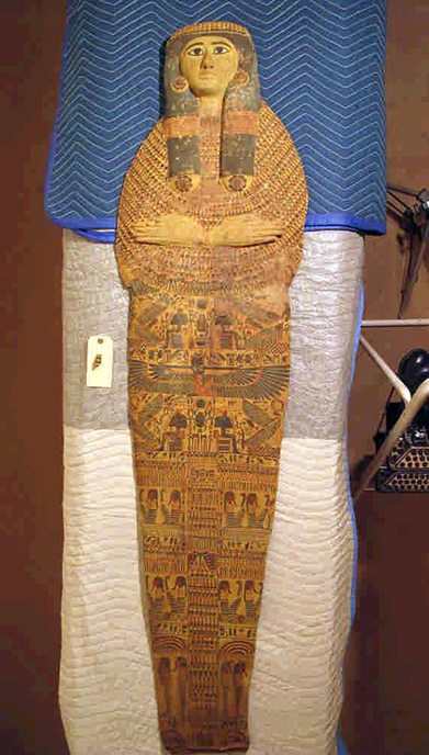 In pictures: Stolen Egyptian artefacts recovered from the US - Ancient Egypt - Heritage - Ahram Online | Teaching history and archaeology to kids | Scoop.it