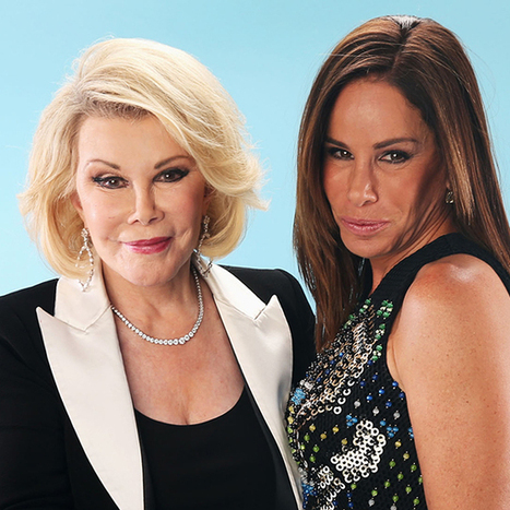 Melissa Rivers Just Inherited $100+ Million From Her Mother's Estate | notstraight.com | Scoop.it