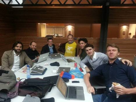 The voice of coworking in Europe   Coworking attitude   Scoop.it