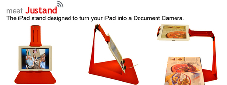 iPadDocumentCamera | More Than Just An iPad Stand | mLearning in Education | Scoop.it