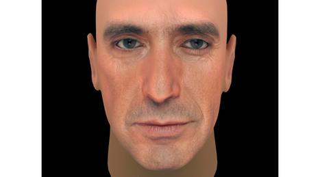 Al Pacino : 3D face / Visage 3D   3D Library   Scoop.it