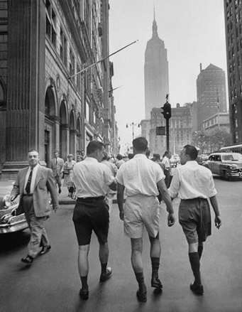 A Man's Guide to Wearing Shorts | SEX | DATING | RELATIONSHIPS | Scoop.it