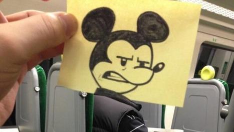 Birmingham man turns train journeys into cartoon fun   Machinimania   Scoop.it