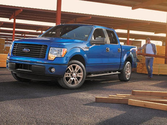 F-Series Surpasses 2012 Sales; Innovations Help Ford Expand Truck Leadership Over Competitors   SmartCEO Jolt   Scoop.it