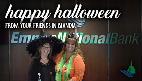 Happy Halloween   News and Insights for Better Banking   Scoop.it