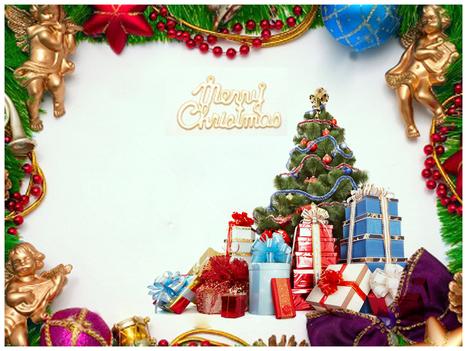 Christmas Powerpoint Templates Christmas 2013