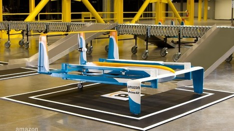 Amazon makes its first drone delivery in the U.K. | Future Trends and Advances In Education and Technology | Scoop.it