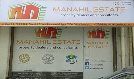 Manahil Estate Opens a Branch Office in Karachi - Manahil Estate | Islamabad Real Estate | Scoop.it