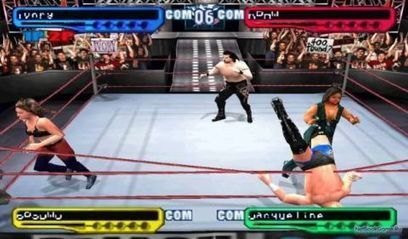 wwe smackdown game download full version for android