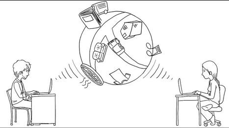 La consommation collaborative : nouvelle voie pour entreprendre ?   Coopérations   Scoop.it