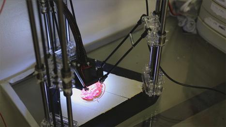 Micro-Delta : l'imprimante 3D à 400€ | Gizmodo | DIY | Maker | Scoop.it