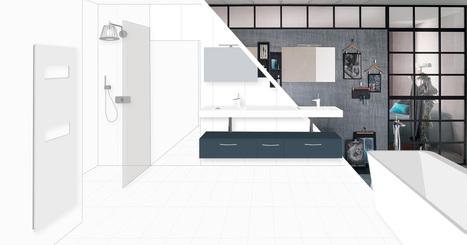Charmant Configurateur 3D : Concevoir Sa Salle De Bain En Ligne | Espace Aubade
