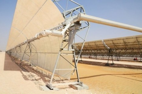 Shams 1: World's Largest Concentrated Solar Plant Goes Live | R.E.S Renewable Energy Sources | Scoop.it
