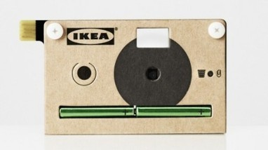 New from IKEA: Cardboard Digital Camera | e-Expeditions | e-Expeditions News | Scoop.it