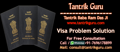 Astrologer for Visa Problem Solution | Best Tan