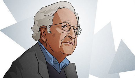 Why I Choose Optimism Over Despair: An Interview With Noam Chomsky | Addicted to languages | Scoop.it