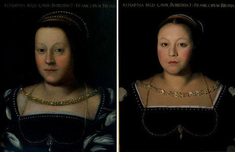 Renaissance Portraits Re-Imagined As Realistic Photographs by Mark Abouzeid | What's new in Visual Communication? | Scoop.it