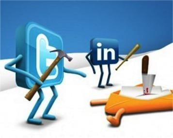 Blog d'Anthony Poncier » Blog Archive » Les réseaux sociaux d'entreprise vont tuer l'email | Anytime, Anywhere, Any device | Scoop.it