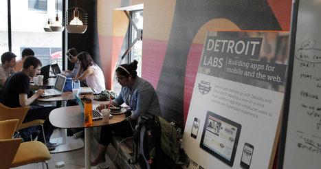 MI: Detroit, Embracing New Auto Technologies, Seeks App Builders | NYTimes.com | Sankt Petersburg | Scoop.it