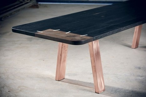 Tailored Table! | L'Etablisienne, un atelier pour créer, fabriquer, rénover, personnaliser... | Scoop.it