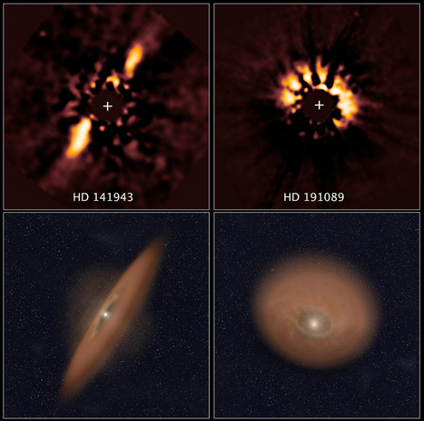 Astronomical forensics uncover planetary disks in Hubble archive | Slash's Science & Technology Scoop | Scoop.it