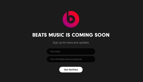 Here's how Beats Music is curating its subscription service | Radio 2.0 (En & Fr) | Scoop.it