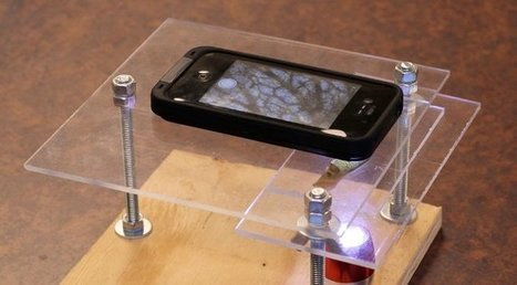 A cheap, powerful digital microscope using your smartphone and an old laser ... - ExtremeTech | Science Tools and Toys | Scoop.it