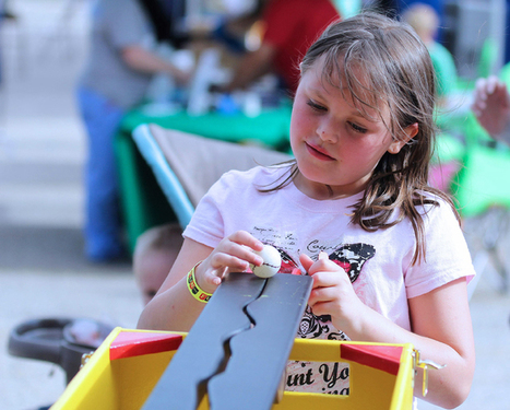 School carnival teaches families how to stay healthy | Health and wellness | Scoop.it