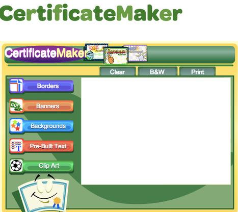 CertificateMaker | Interesting thoughts | Scoop.it