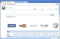web freer browser filehippo