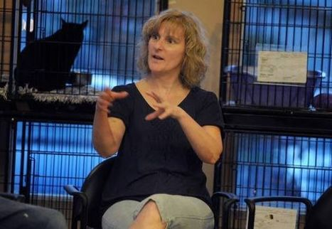 Atlantic County Animal Shelter offers a massage therapy class for pet owners - Press of Atlantic City   Massage Therapy   Scoop.it